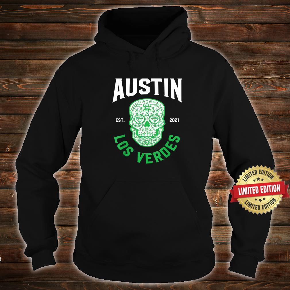 Austin Verdes Gear Austin Futbol Austin Soccer FC Verde Shirt hoodie