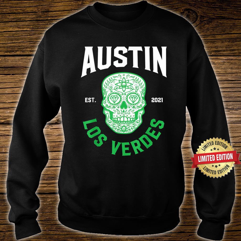 Austin Verdes Gear Austin Futbol Austin Soccer FC Verde Shirt sweater