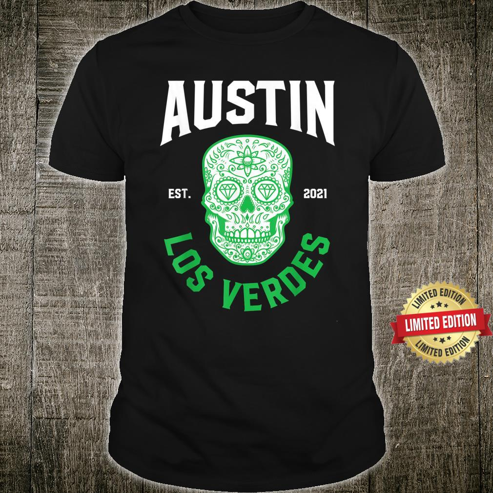 Austin Verdes Gear Austin Futbol Austin Soccer FC Verde Shirt