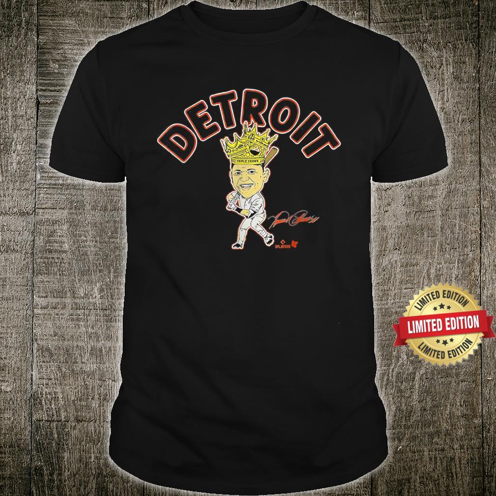 Miggy 500 Miguel Cabrera Detroit Shirt