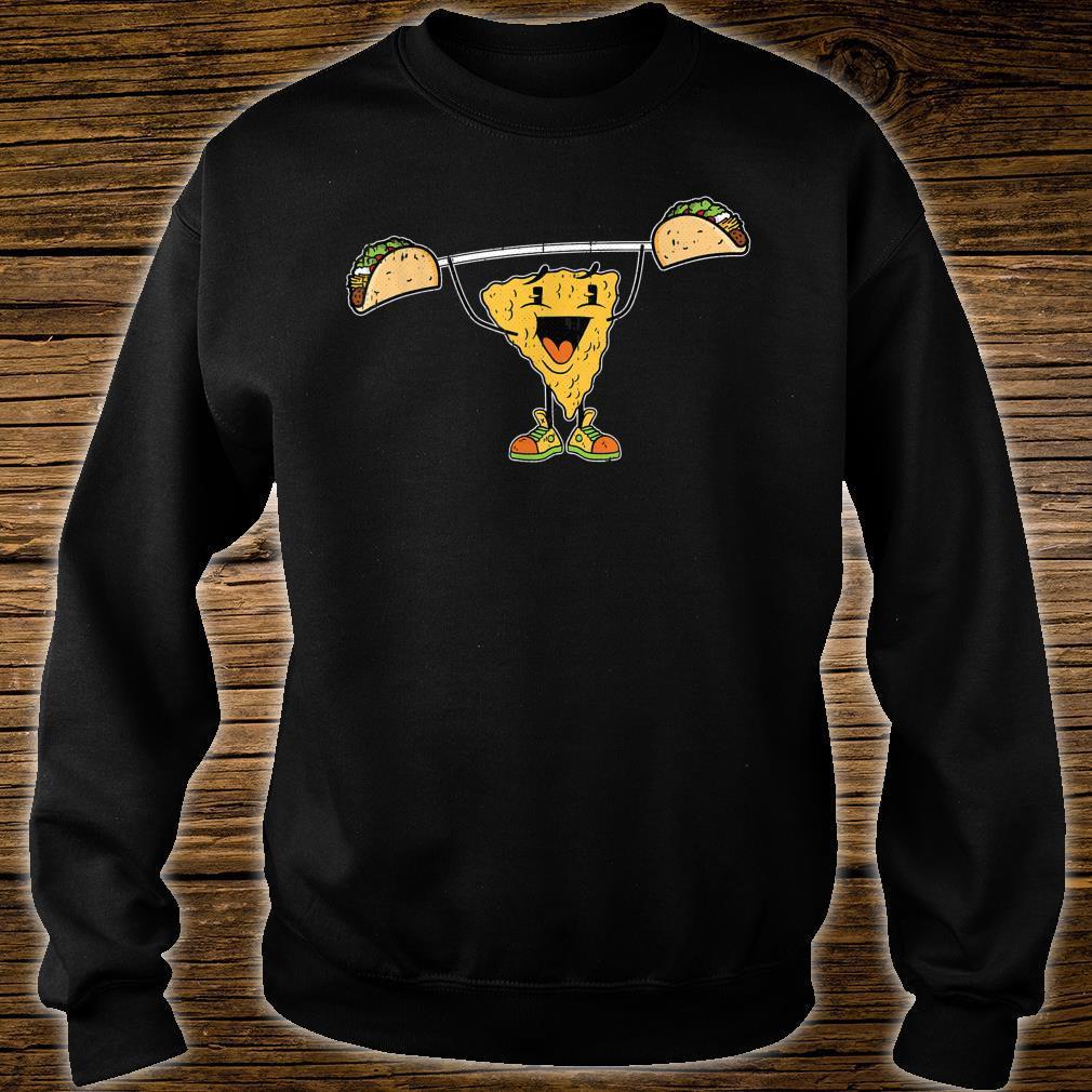 Nacho Liftting Cinco De Mayo Mexican Food Workout Gym Shirt sweater
