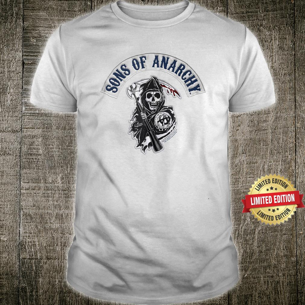 Sons of Anarchy Bloody Sickle Shirt