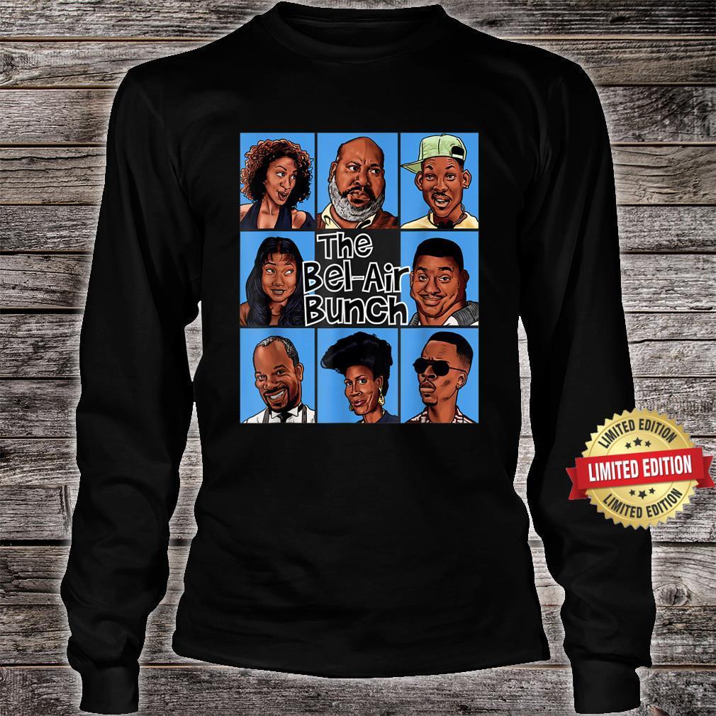 The Bel-Air Bunch Shirt long sleeved