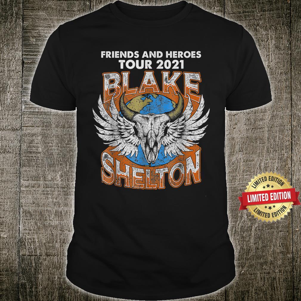 Vintage Blakes tour 2021 Sheltons Shirt