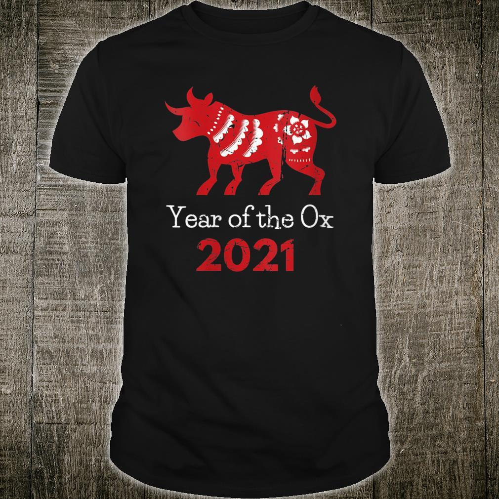 Astrology Happy New Year 2021 Shirt