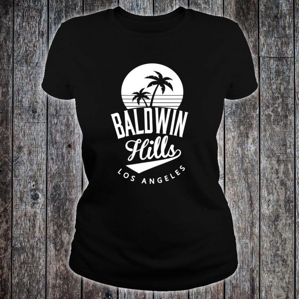 Baldwin Hills Shirt ladies tee
