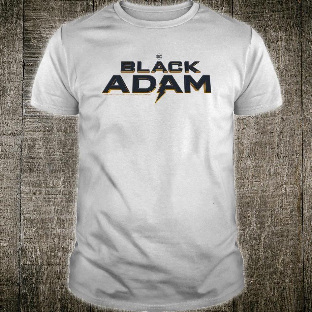 Black Adam DC Fandome Shirt