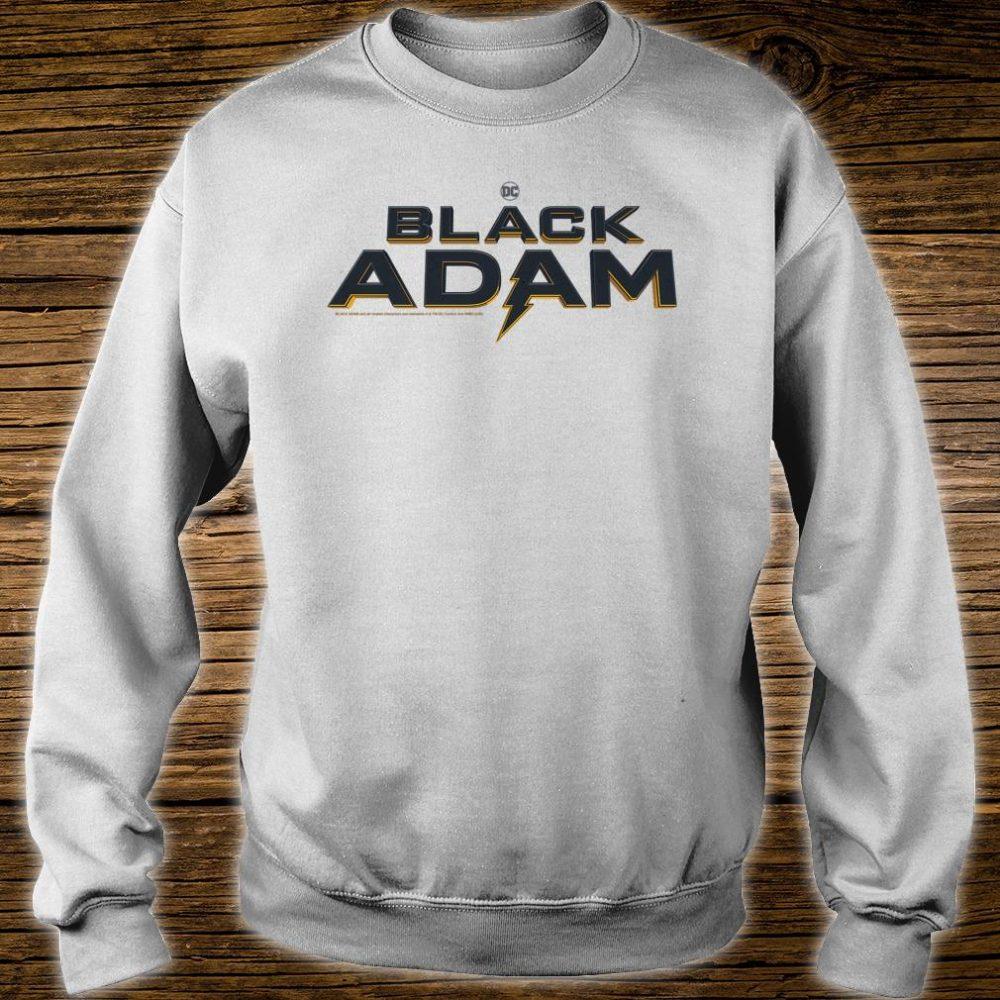 Black Adam DC Fandome Shirt sweater