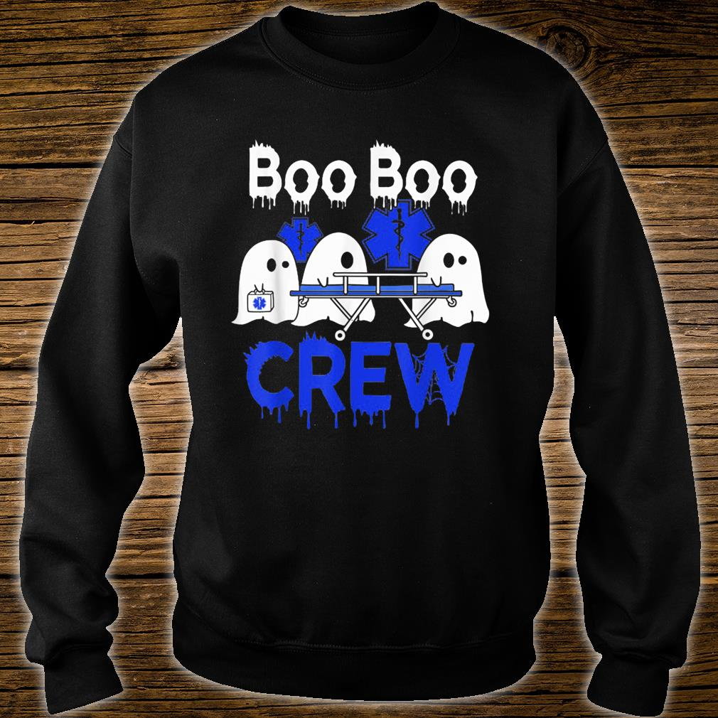 Boo Boo Crew Shirt sweater