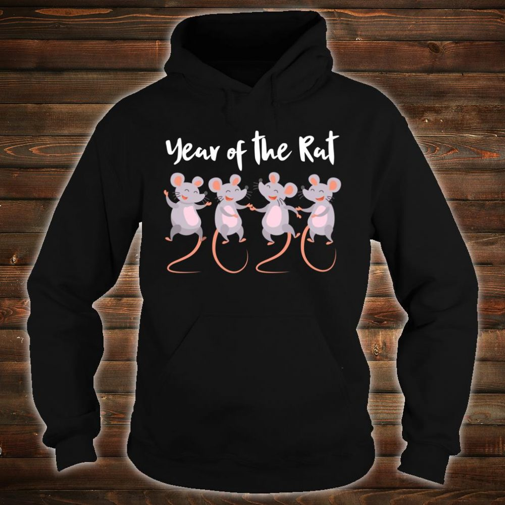 Chinese New Year gifts 2020 Kids Year of the Rat Shirt hoodie
