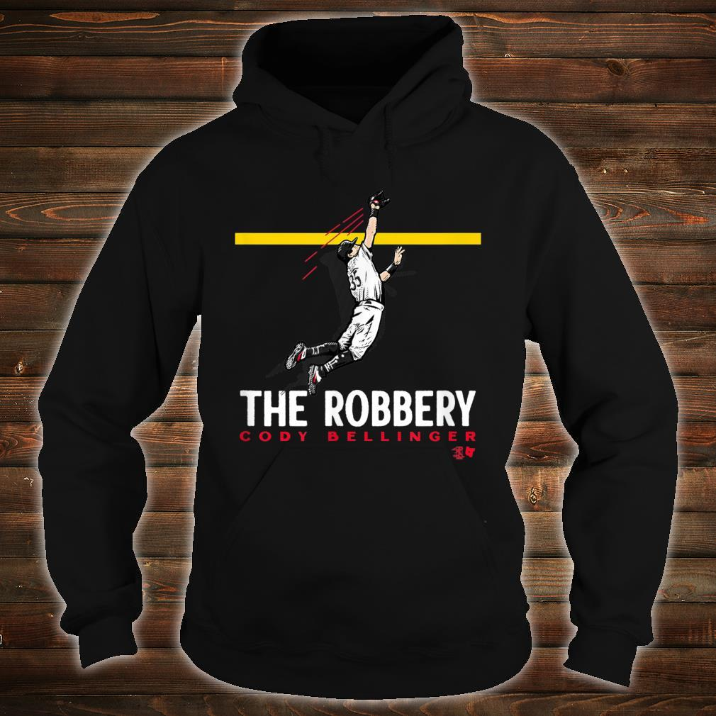 Cody Bellinger The Robbery Shirt hoodie