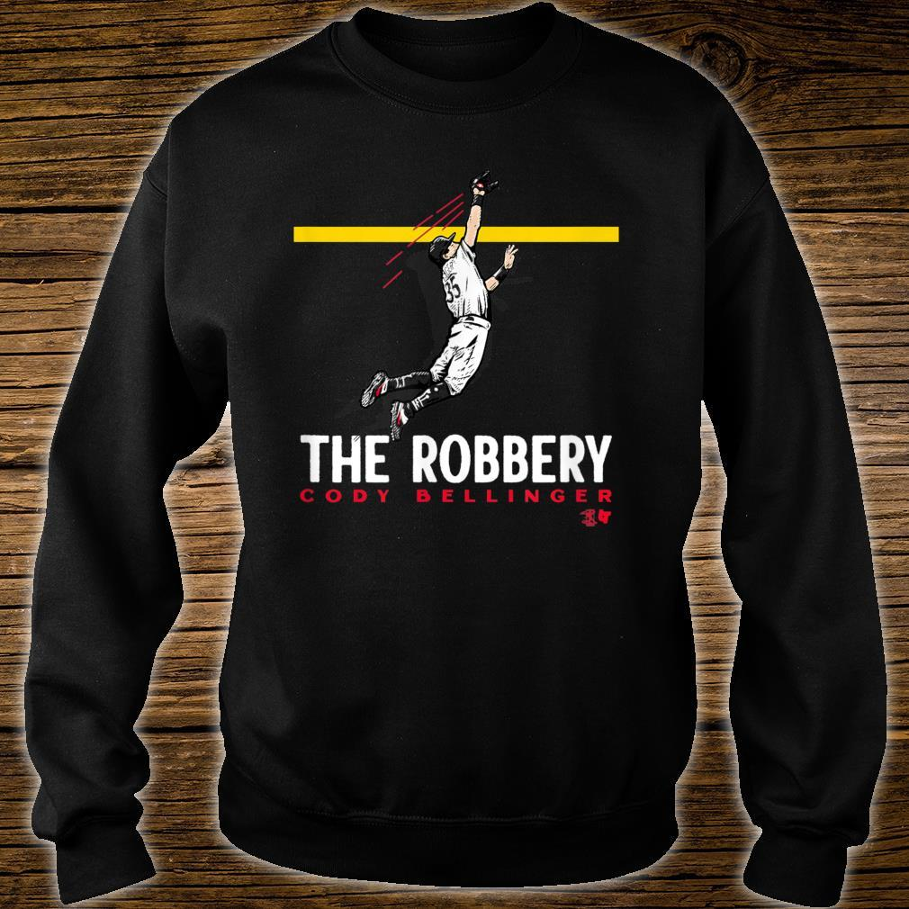 Cody Bellinger The Robbery Shirt sweater