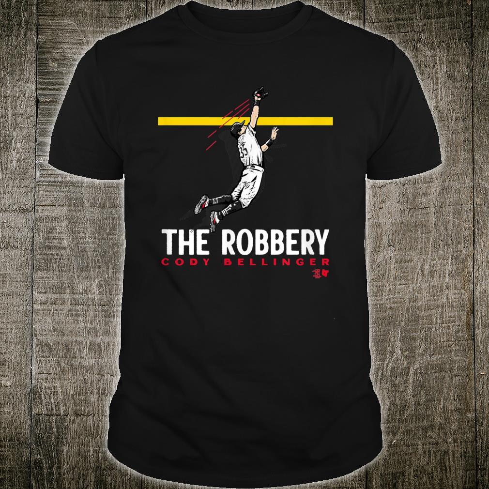 Cody Bellinger The Robbery Shirt