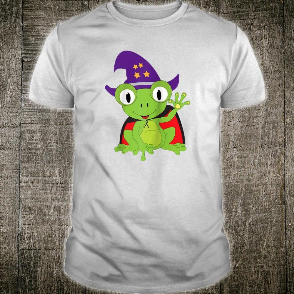 Cool Frog Costume Cute Frog Animal Halloween 2020 Shirt