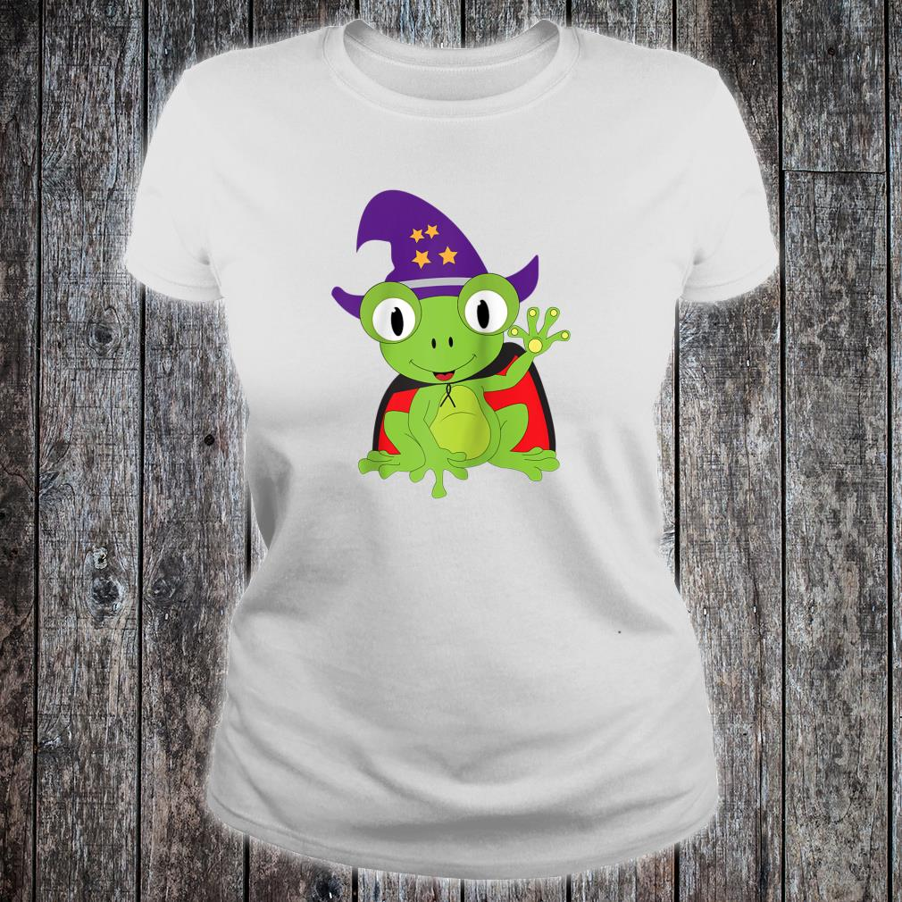 Halloween 2020 Frog Official Cool Frog Costume Cute Frog Animal Halloween 2020 Shirt