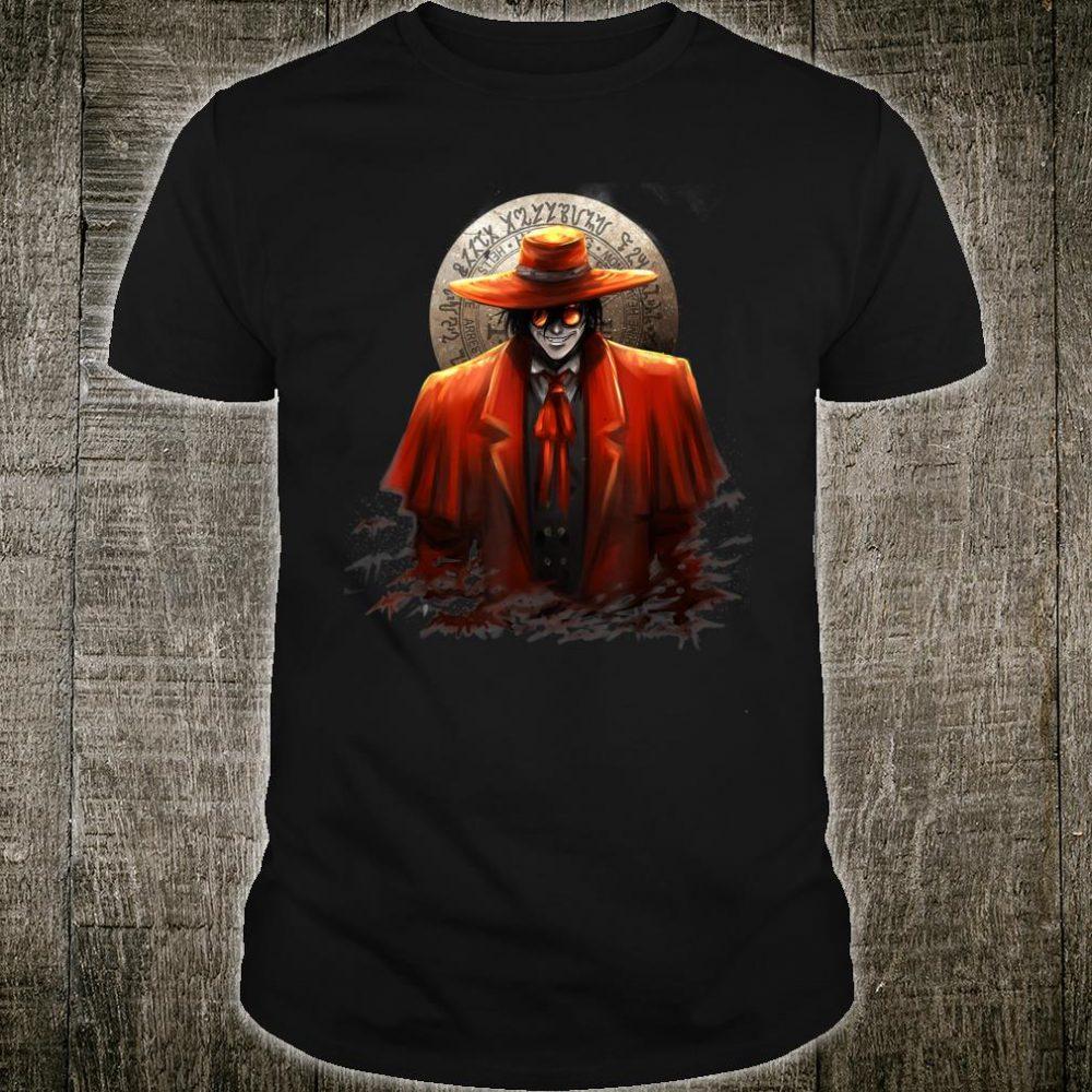 Cool Ultimates Hellsings Shirt