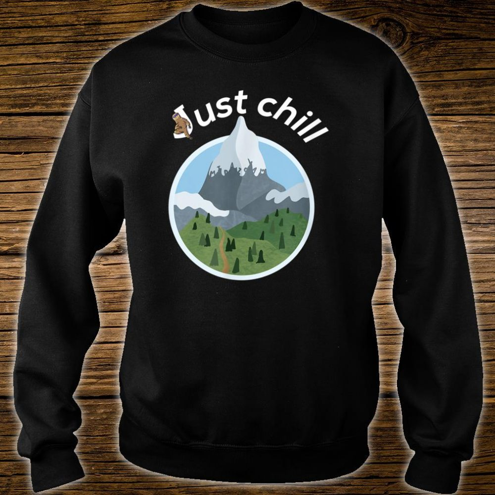 Cool mountains and trees anesthesia and critical care Shirt sweater