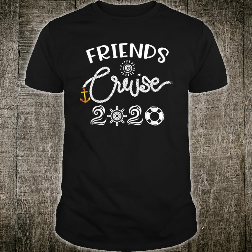 Cruise Vacation 2020 Family Matching Group Squad Shirt