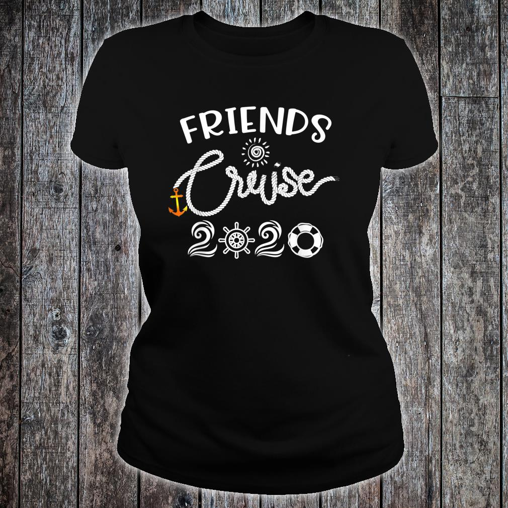 Cruise Vacation 2020 Family Matching Group Squad Shirt ladies tee
