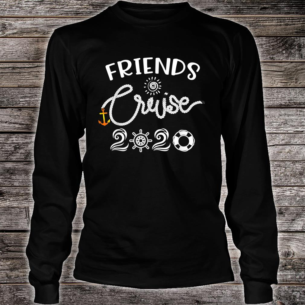 Cruise Vacation 2020 Family Matching Group Squad Shirt long sleeved
