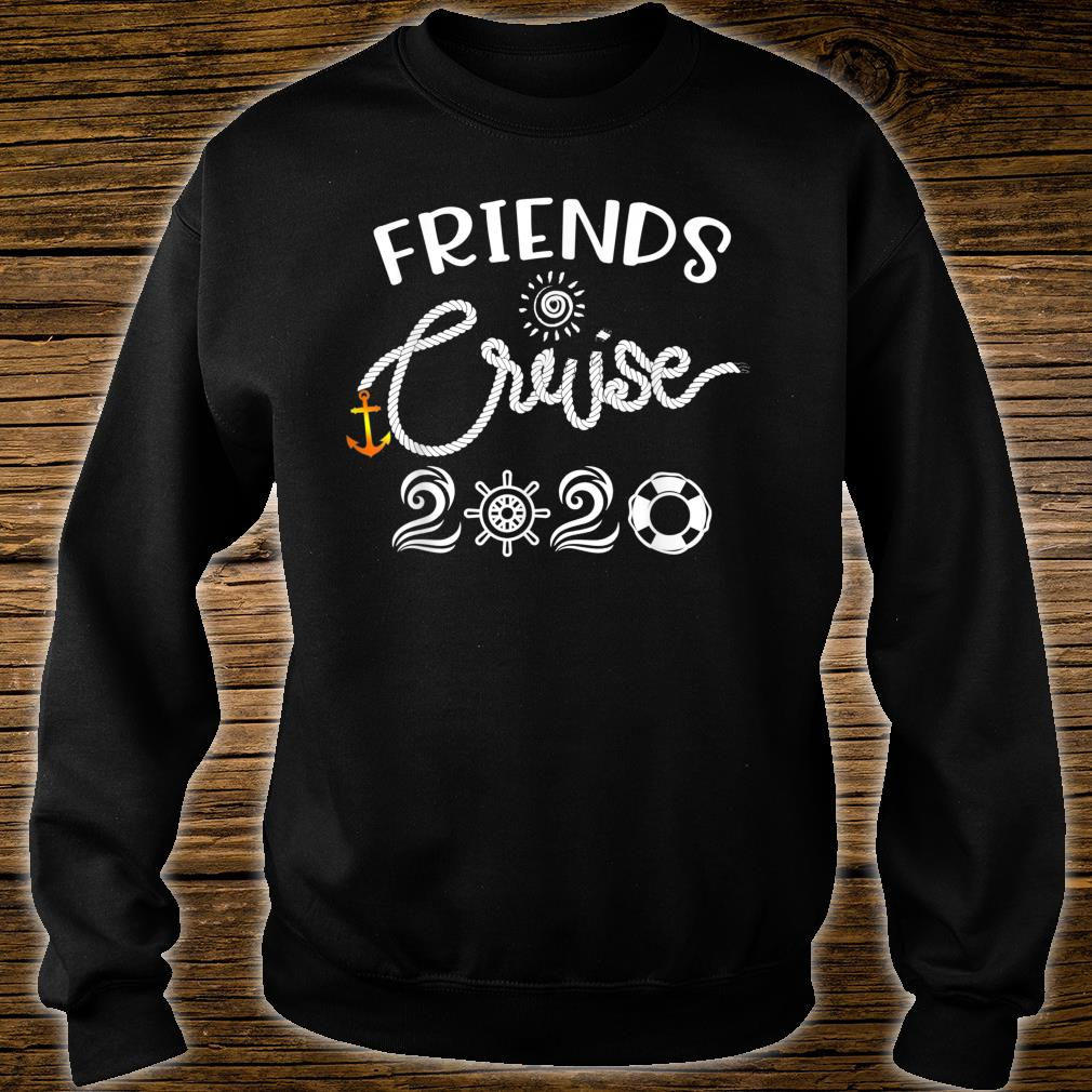 Cruise Vacation 2020 Family Matching Group Squad Shirt sweater