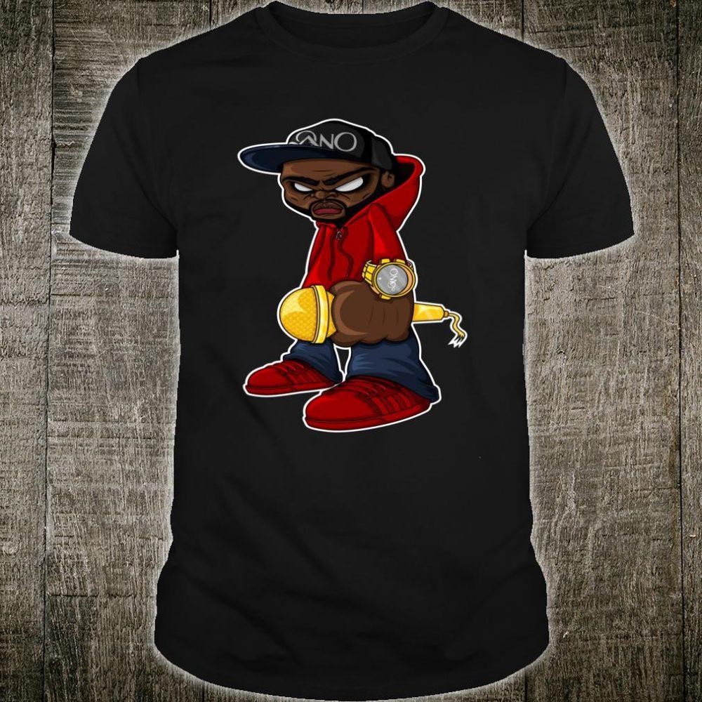 DanO Mascot And Signature Wear Shirt