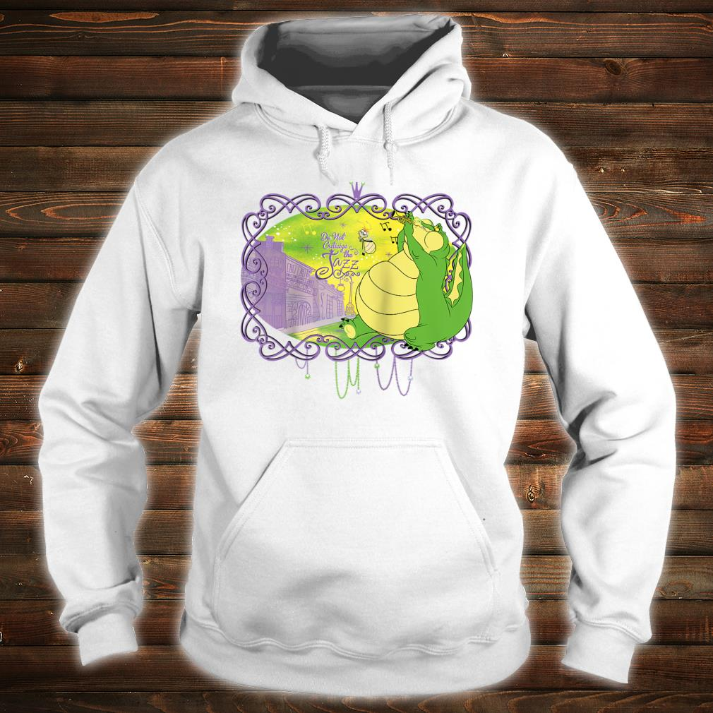 Disney The Princess and The Frog Louis and Ray Mardi Gras Shirt hoodie