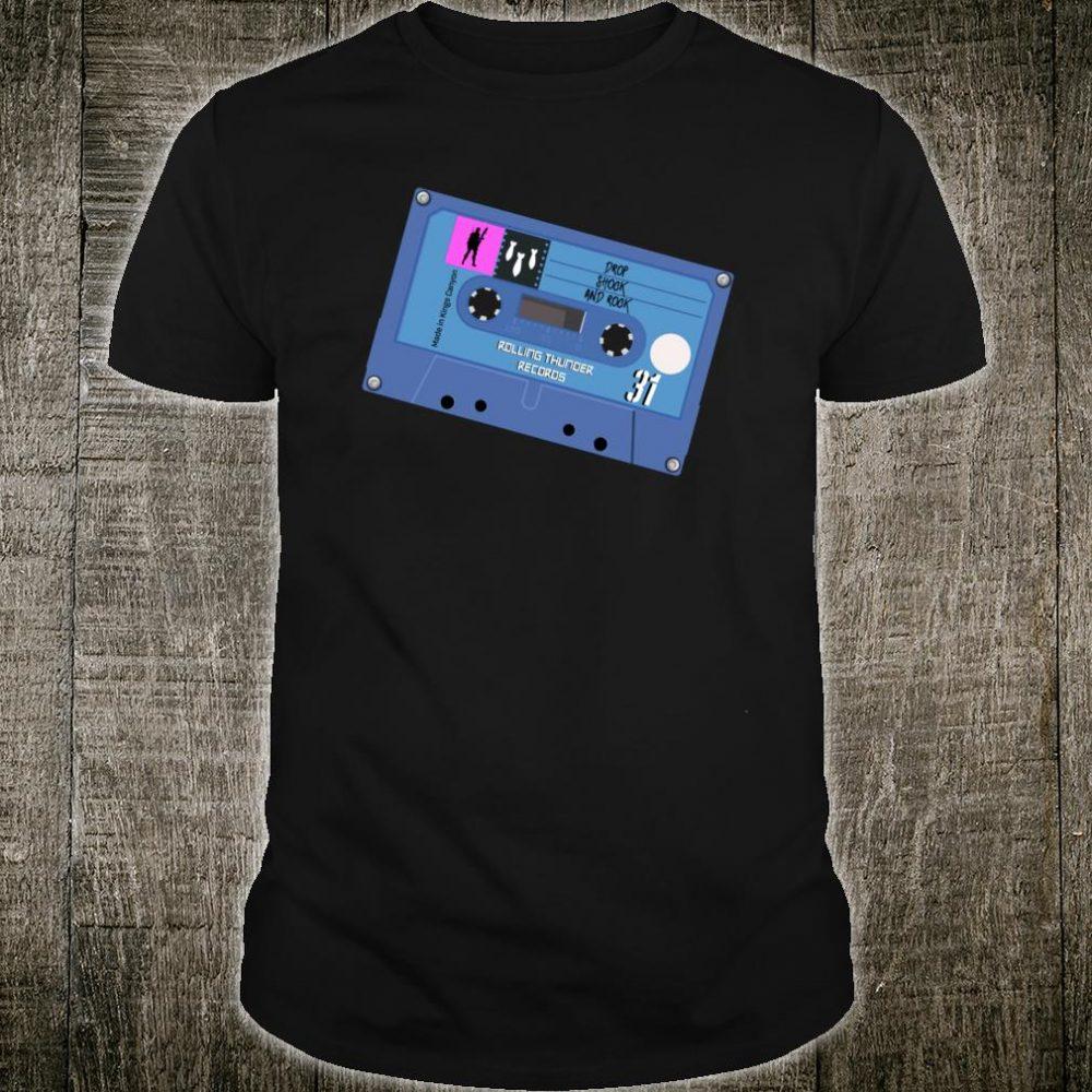 Drop Shock and Rock Mixtape Shirt