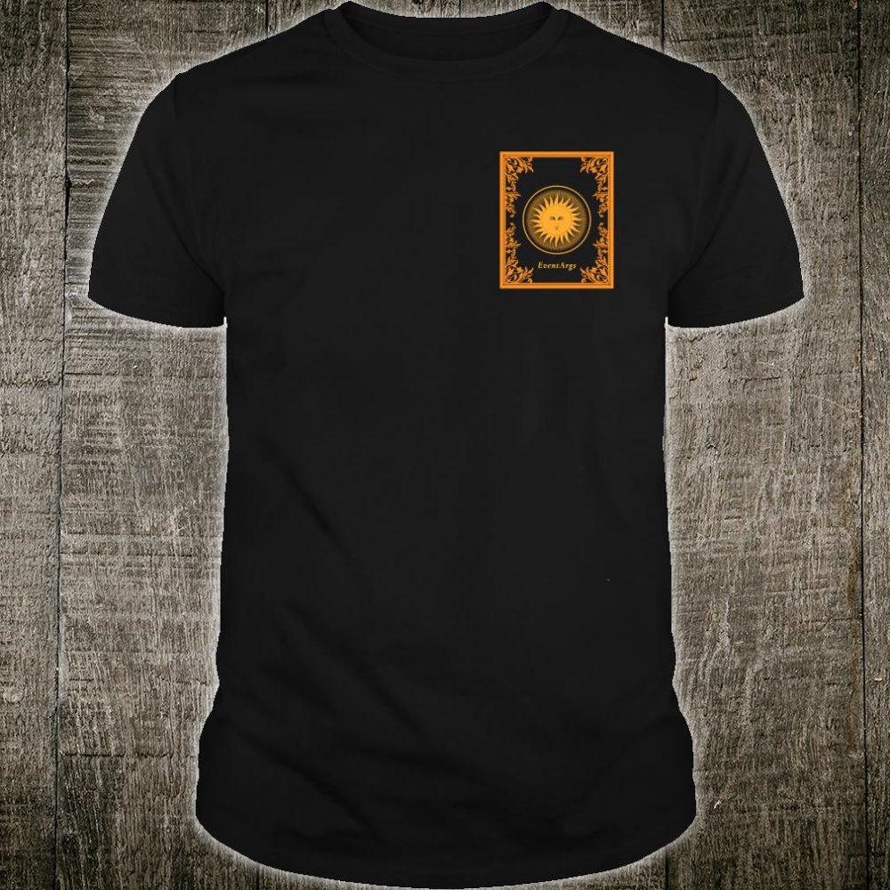 EventArgs Gold Sun Tarot Shirt