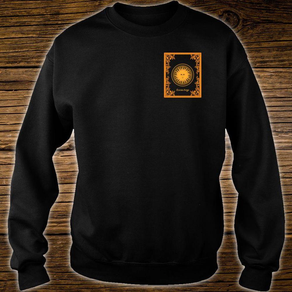 EventArgs Gold Sun Tarot Shirt sweater