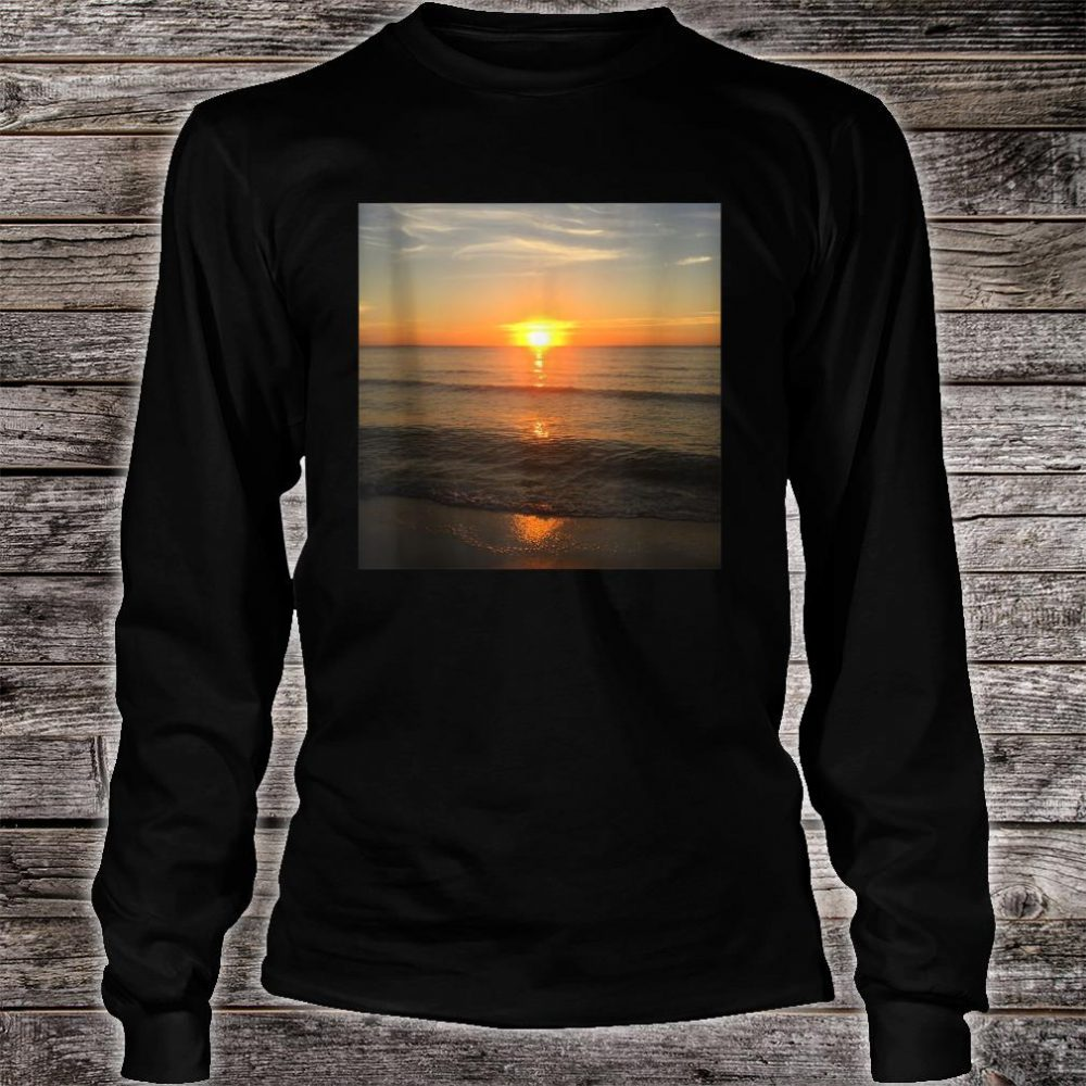 FLORIDA BEACH Shirt long sleeved