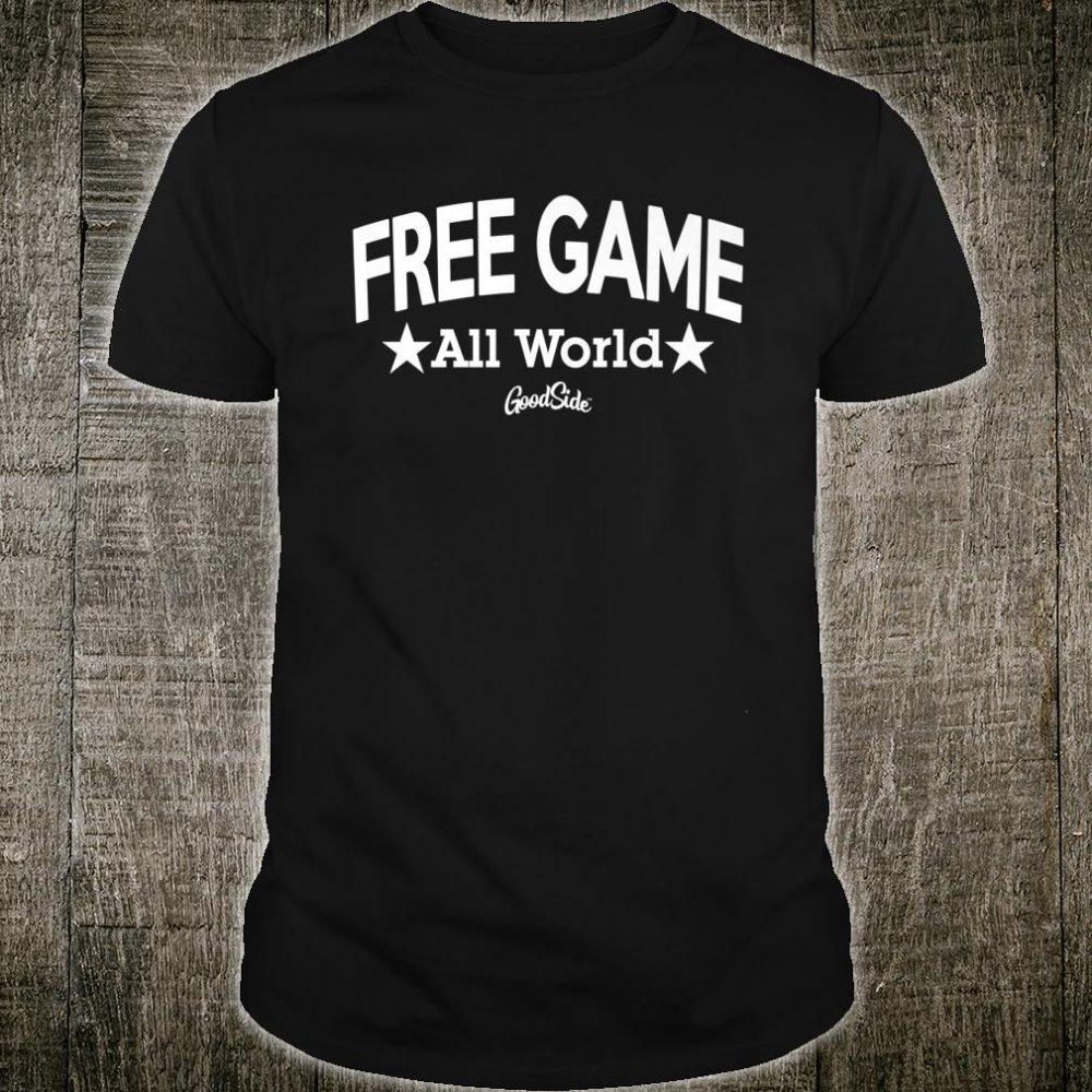 FREE GAME Shirt