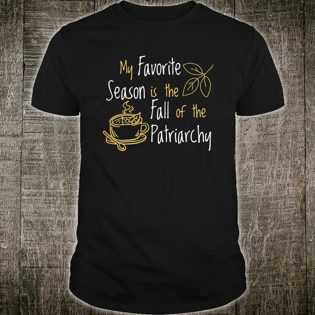 Fall of Patriarchy Shirt