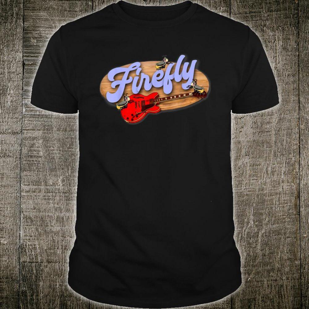 Firefly Guitars Shirt