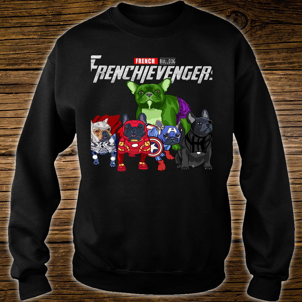 French Bulldog Frenchievengers Shirt sweater