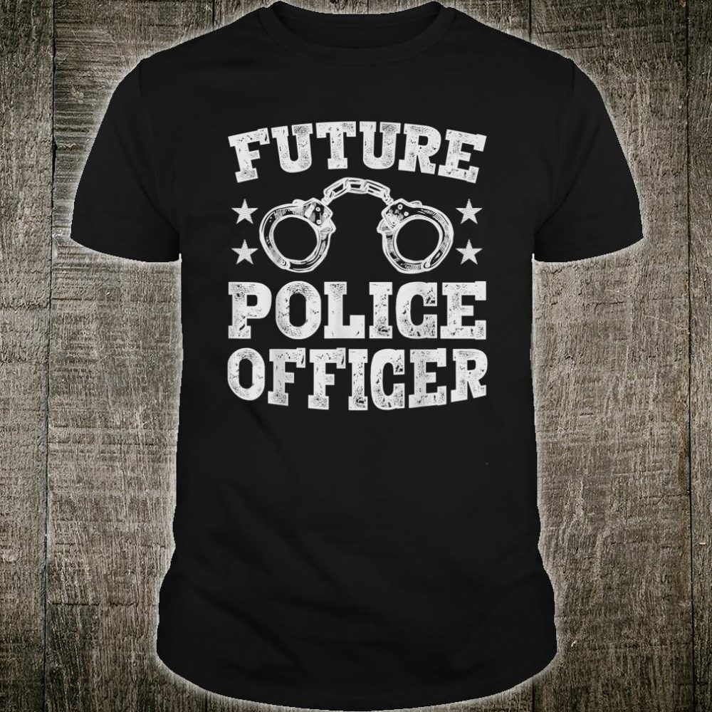 Future Police Officer Shirt