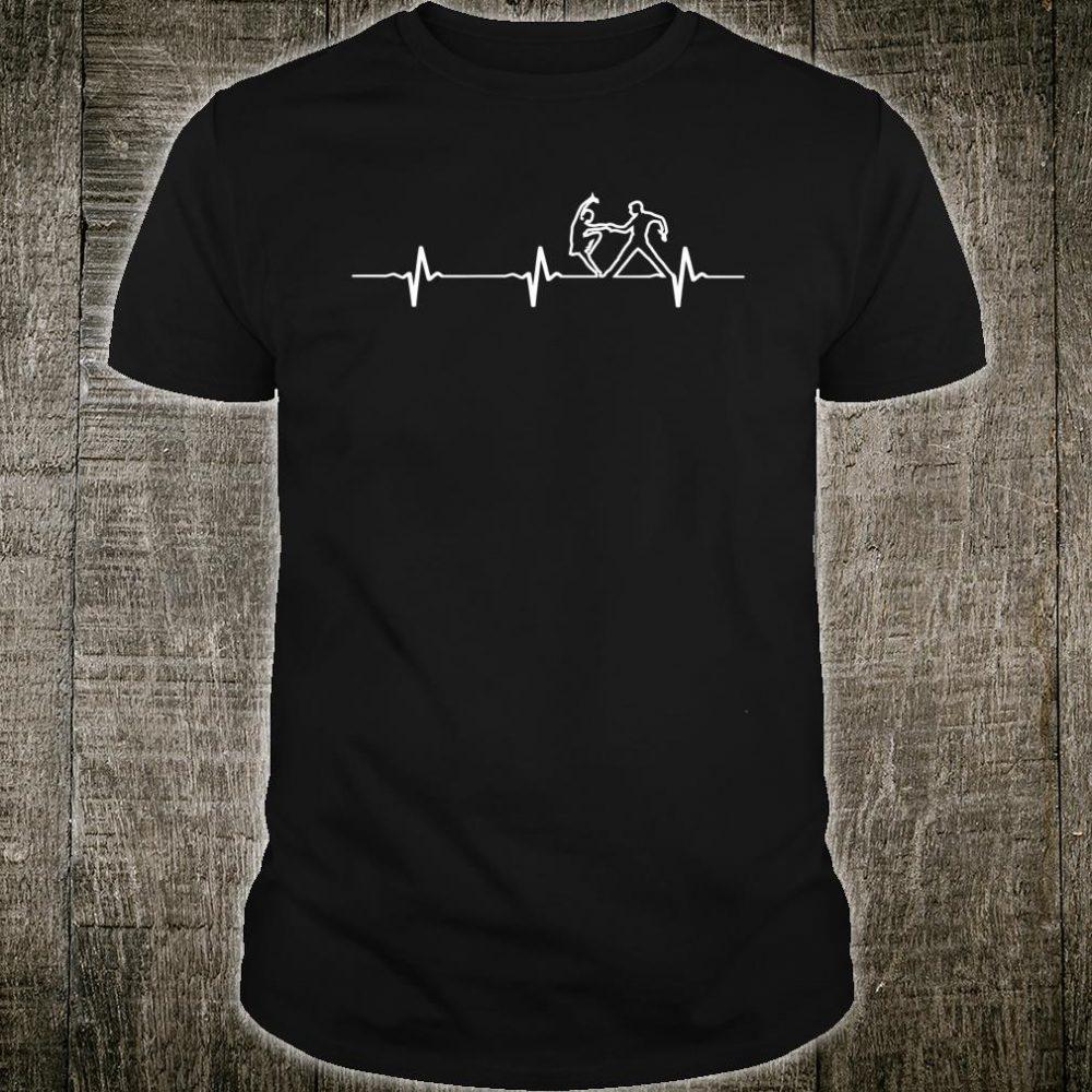Georgeous Salsa Dance Heartbeat Amazing Shirt
