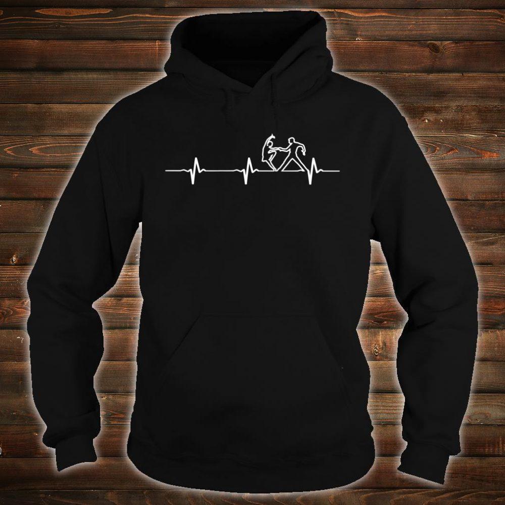 Georgeous Salsa Dance Heartbeat Amazing Shirt hoodie