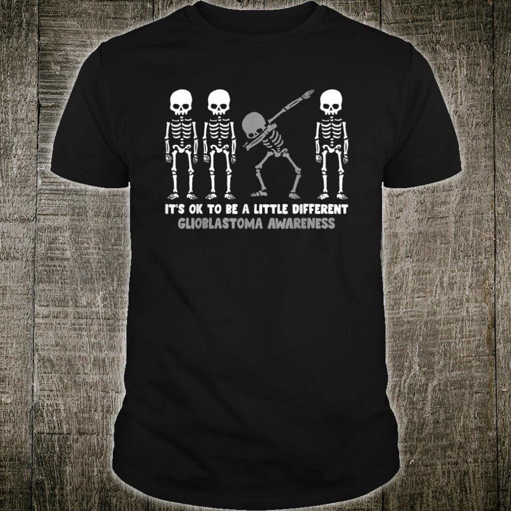 Glioblastoma Warrior Awareness Shirt