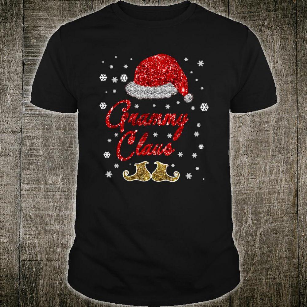 Grammy Claus Christmas Shirt