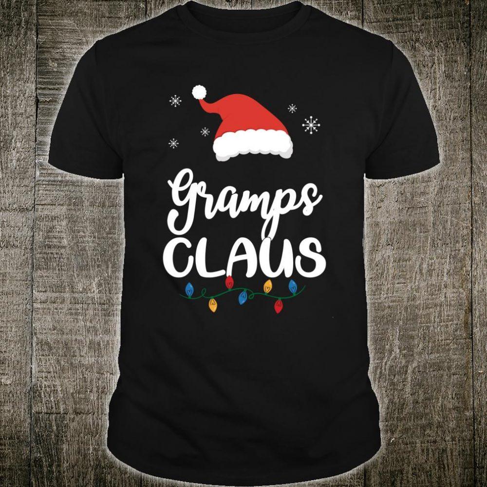 Gramps Claus Christmas Shirt