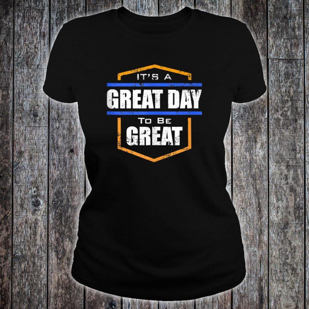 Great Day Shirt ladies tee