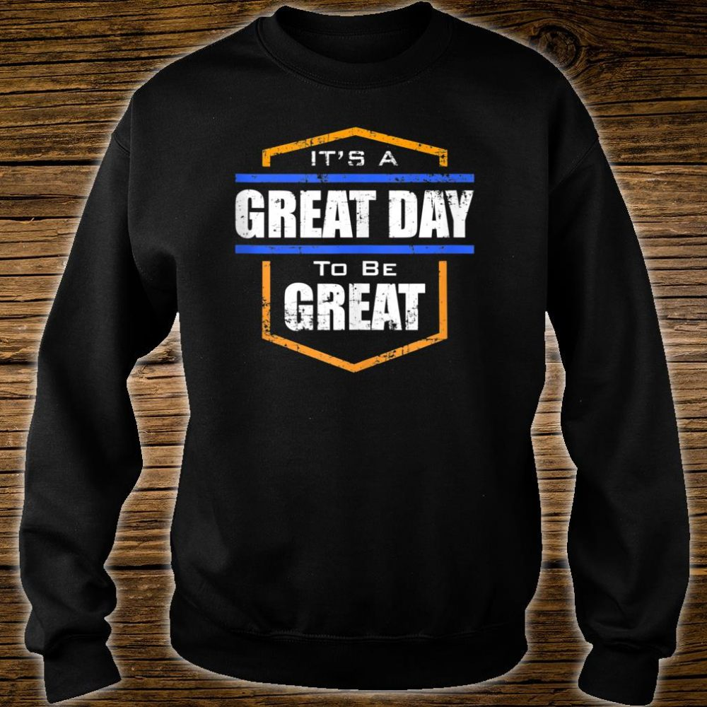 Great Day Shirt sweater