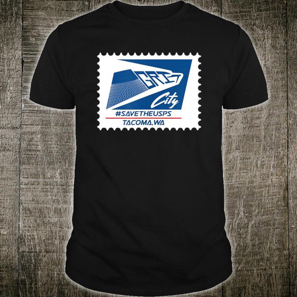Grit City Mail Shirt