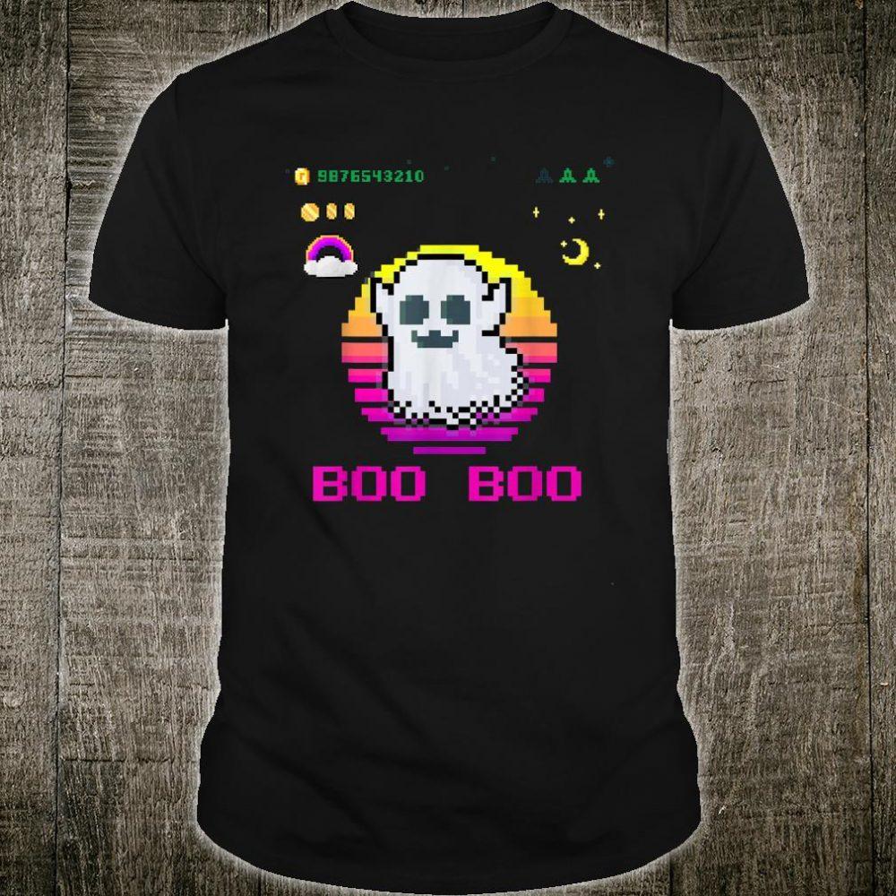 Halloween Boo Boo Design Shirt