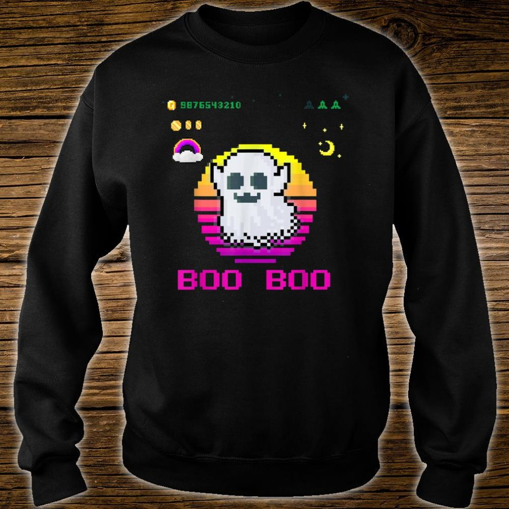 Halloween Boo Boo Design Shirt sweater