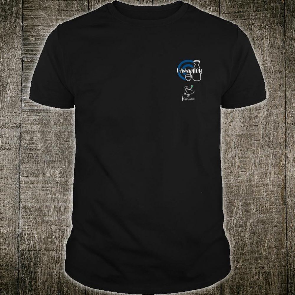 Hannyatou Shirt