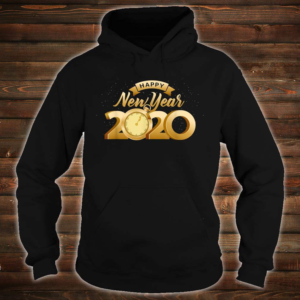 Happy New Year 2020 Cool New Years Eve Day Party Shirt hoodie