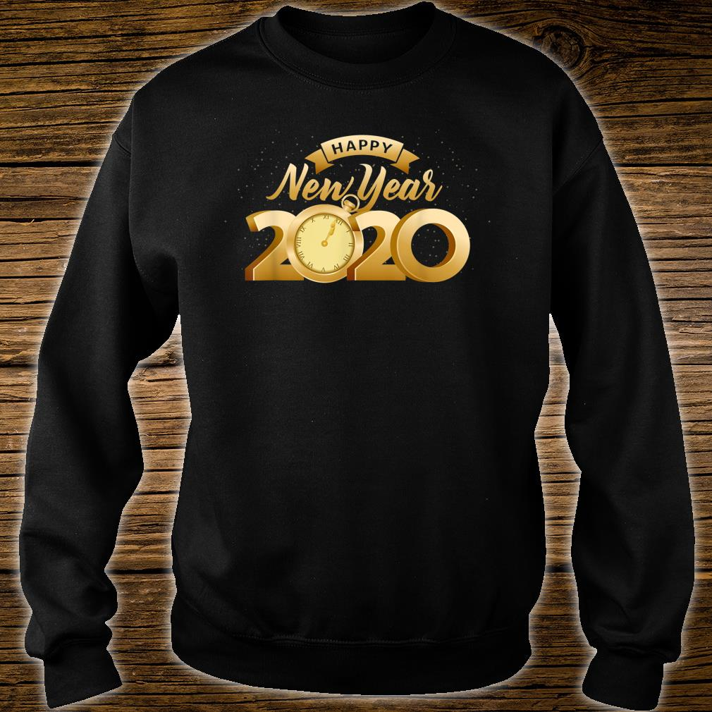 Happy New Year 2020 Cool New Years Eve Day Party Shirt sweater