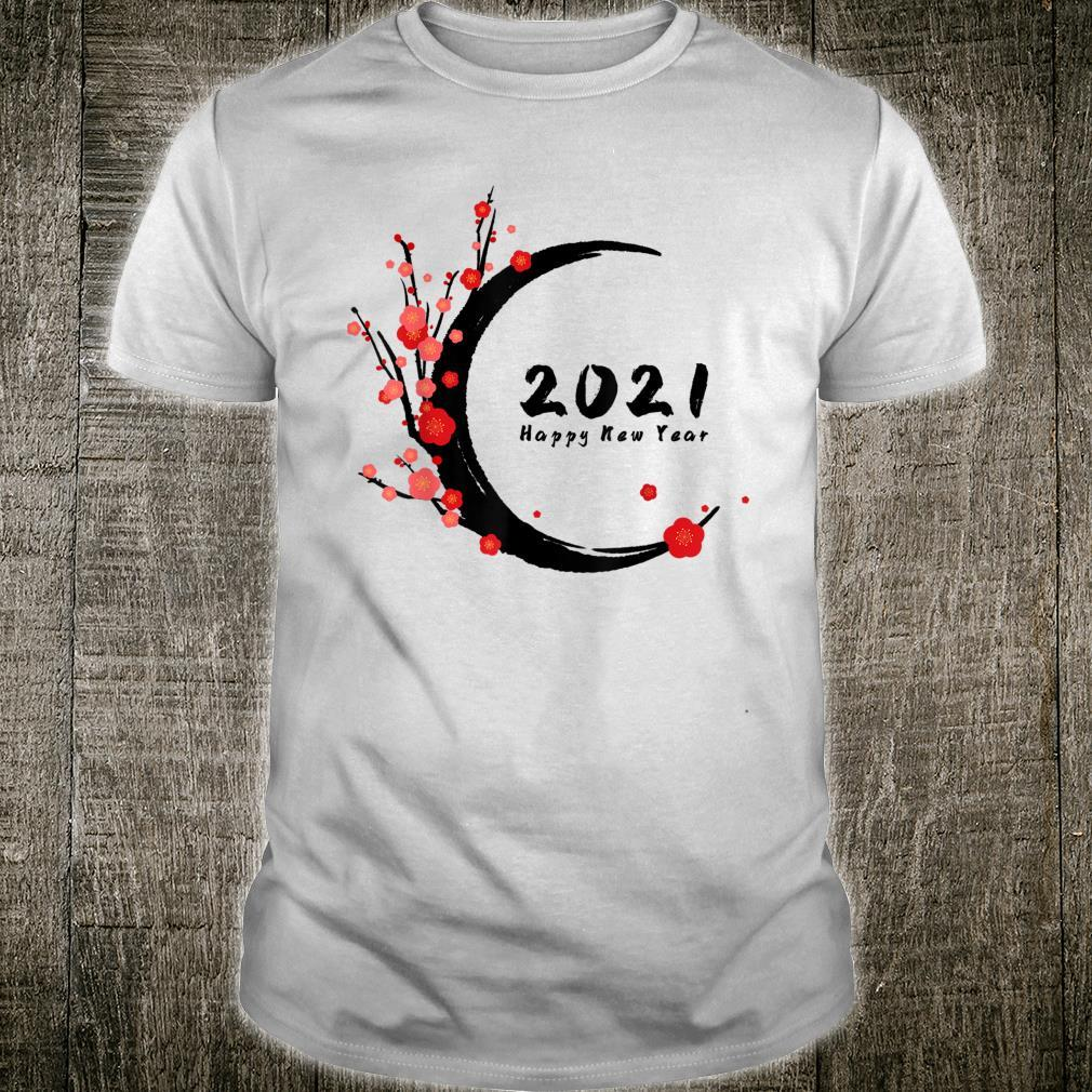 Happy New Year 2021 Chinese Lunar Calendar Year Of The Ox Shirt